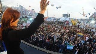 Unidos y Organizados. La Presidenta Cristina Fernández en Vélez (Discurso completo)