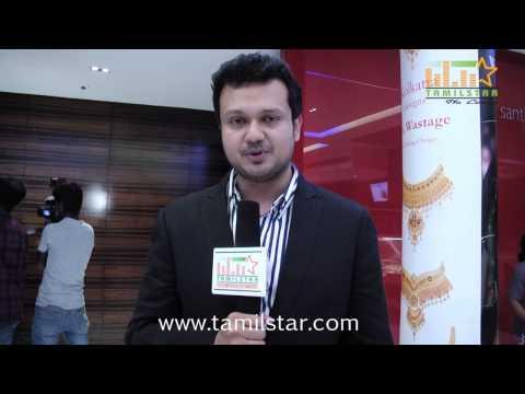 Producer Varun Manian Speaks  at Vaayai Moodi Pesavum Press Meet
