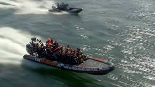 Extreme speed boats (rhib)