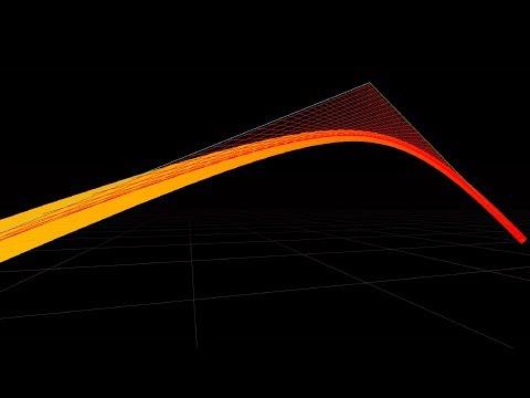 Bezier Curve Line Renderer