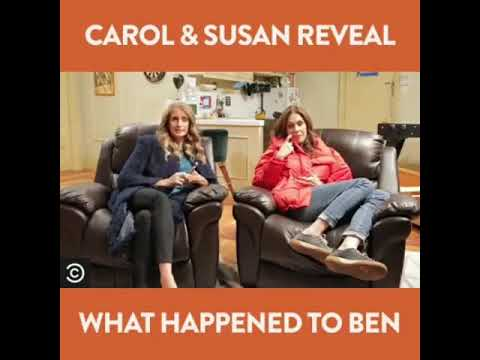 Carol and susan from friends reveals what happened to Ben