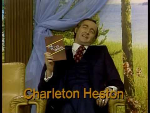 Charleton Heston DoubleCrossed by Irwin Allen  1979