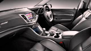 Car Interior 2013 Holden VF Commodore SSV Concept