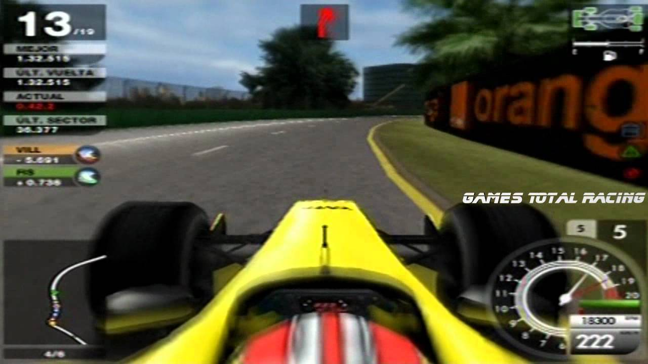 Formula One 2005 Ronda 01 Aust...