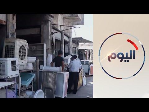 أسواق لمساعدة الشباب المقبلين على الزواج في الموصل