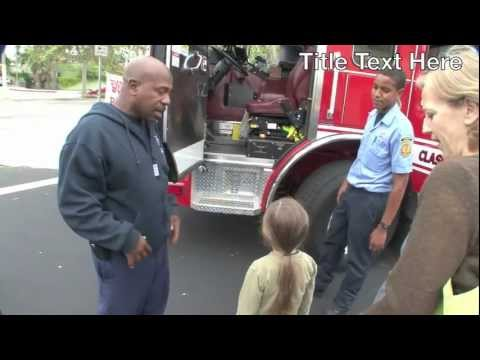 Los Angeles Fire Department's Station 63 annual pancake breakfast