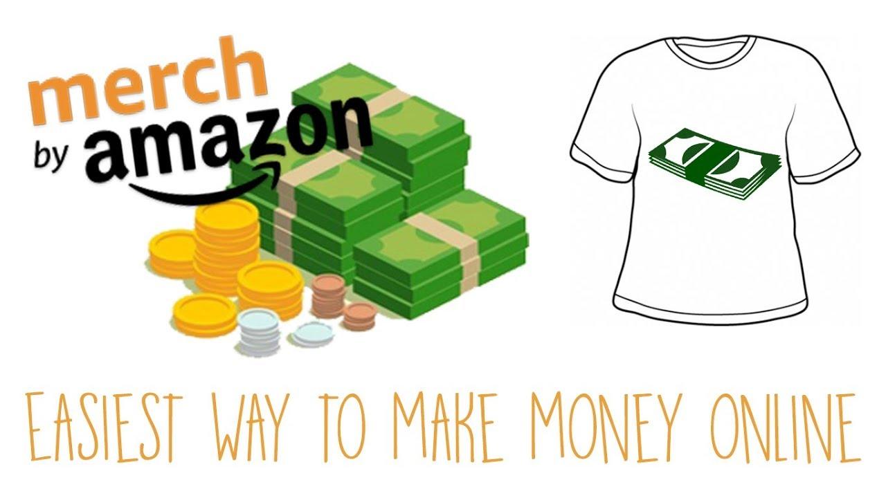 how to make money on amazon merch