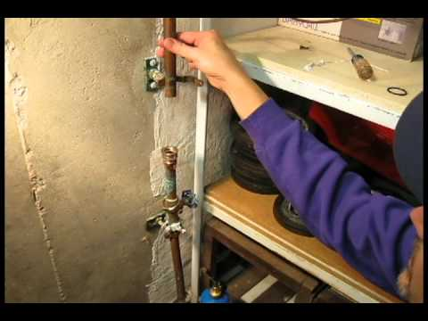 home pressure reducing valve removal and replacement youtube. Black Bedroom Furniture Sets. Home Design Ideas