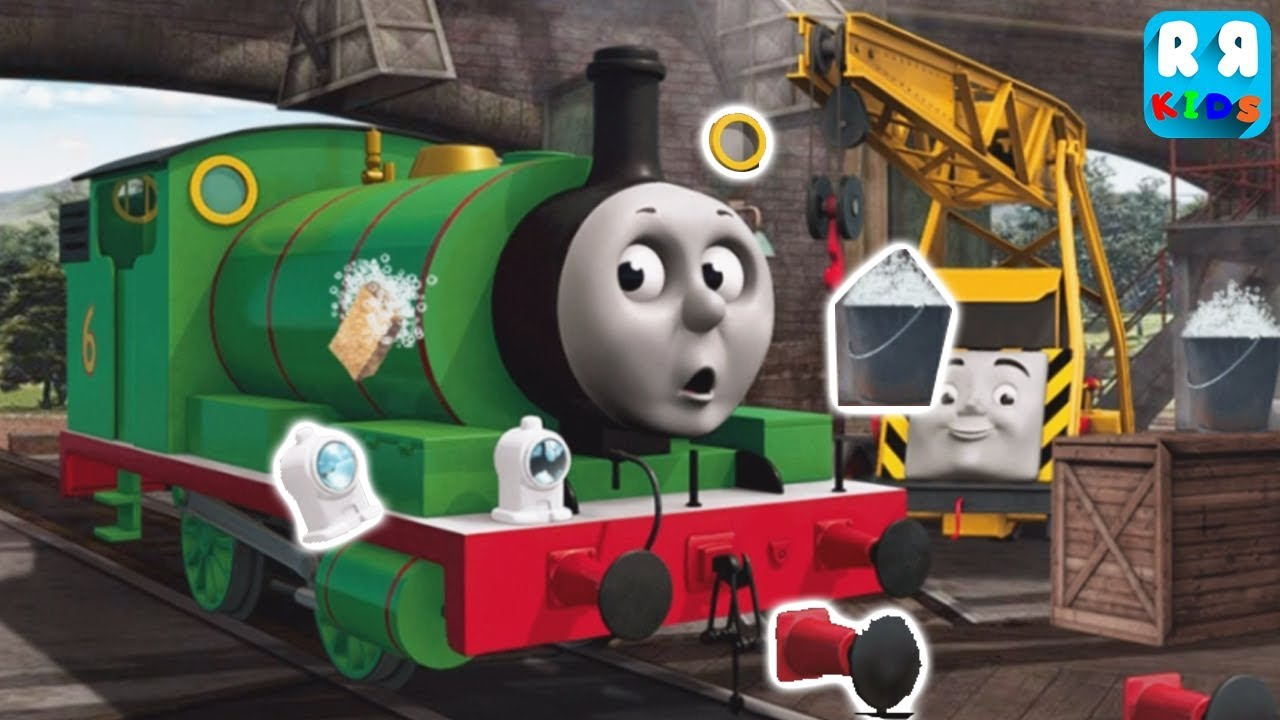 Thomas and Friends Engine Repair Thomas and Friends Long ...