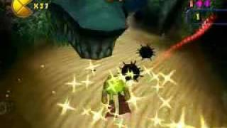 Pac-Man World 2 (PC) - Shark Attack (100%)