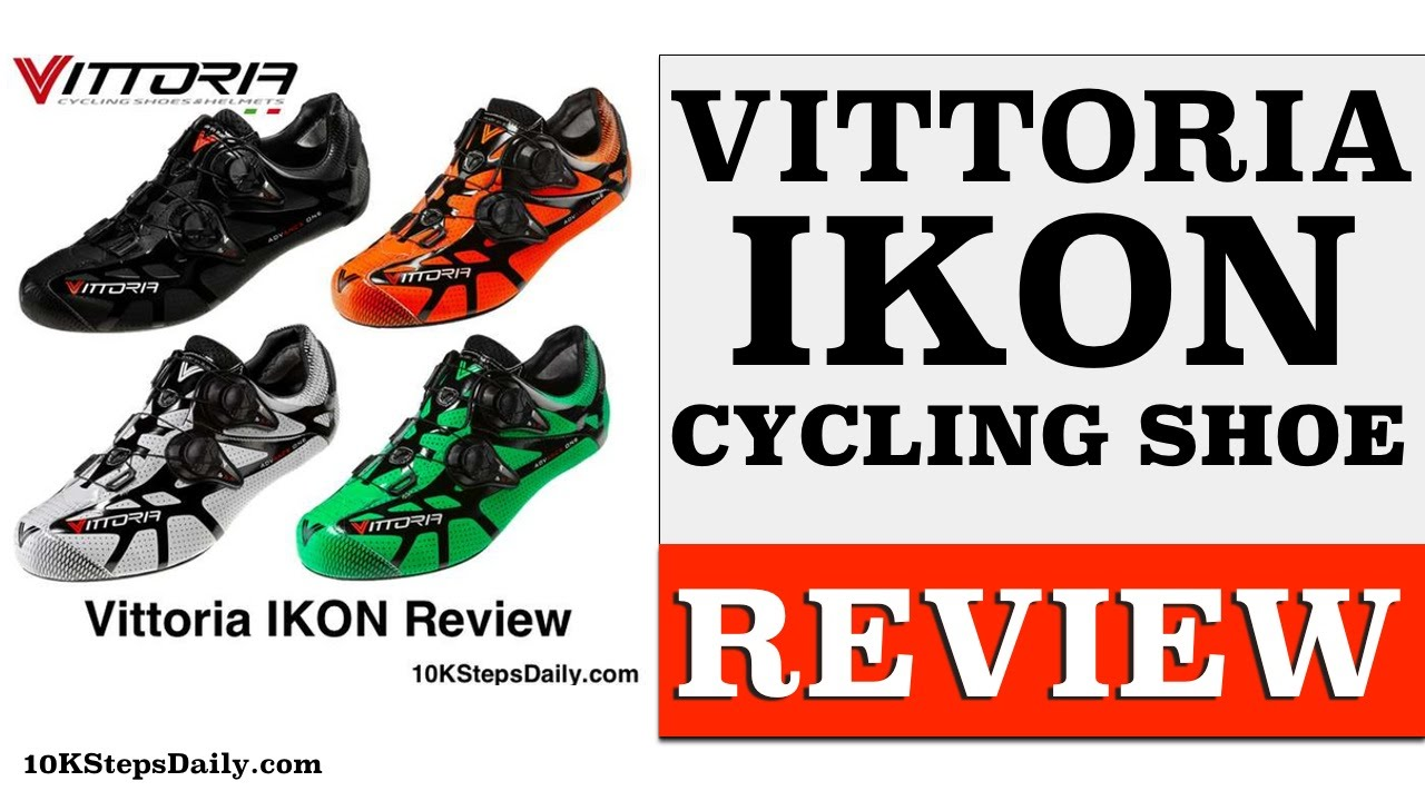 Vittoria ikon road bike cycling shoe review also youtube rh
