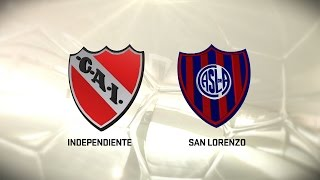 CA Independiente vs San Lorenzo full match