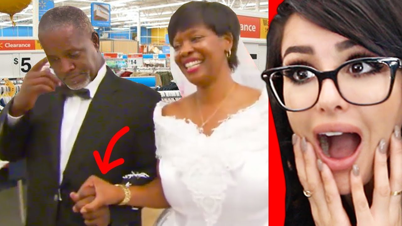 03d884b4943 CHEAPEST WOMAN TRICKS GUY INTO MARRYING HER - YouTube