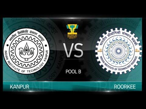 33rd Inter IIT Aquatics Meet || Morning Session and IIT Kanpur vs IIT Roorkee