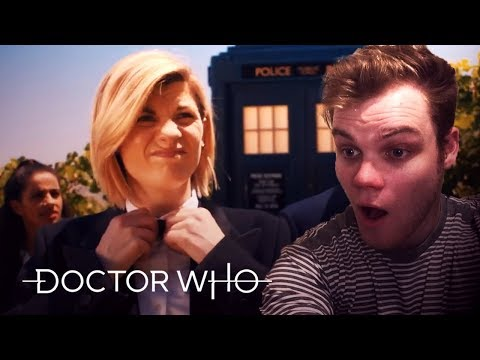 Doctor Who Series 12: Release Date Trailer REACTION!