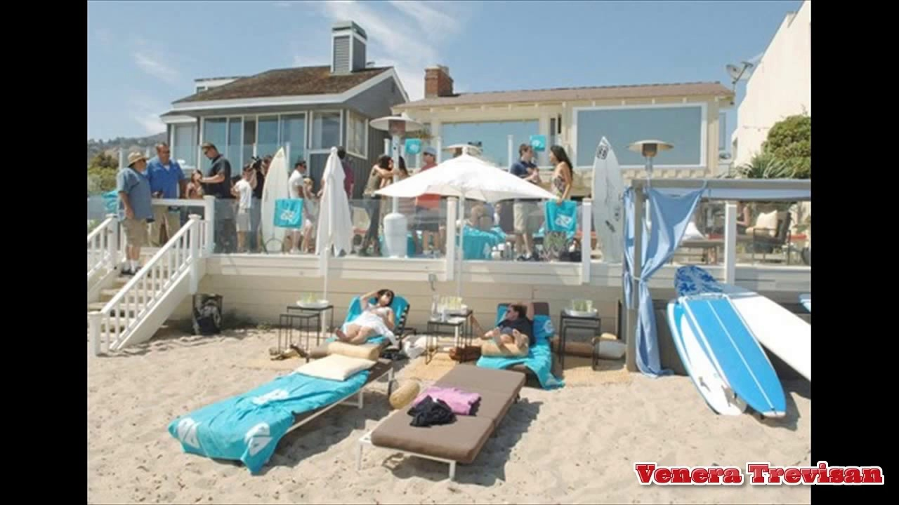 Beach House Party Ideas