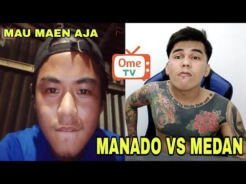 Kembali memanas Gogo Sinaga ribut dengan anak MANADO || Prank Ome TV