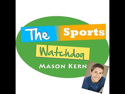 PODCAST: 'The Sports Watchdog' Radio Show NBC Sports Radio AM 1060 Phoenix - March 25, 2018 (11)