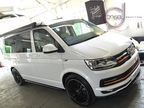 offset detailing essex brand new vw t6 california ocean. Black Bedroom Furniture Sets. Home Design Ideas
