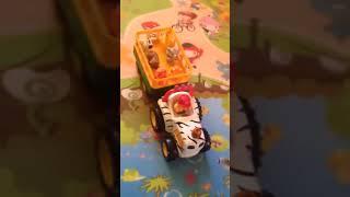 Видеообзор детская игрушка - Детский трактор, машина с прицепом (kidtoy.in.ua)(Интернет-магазин детских игрушек и хозтоваров KIDTOY - http://kidtoy.in.ua ВК - http://vk.com/kidtoy Отзывы наших покупателей..., 2014-11-16T14:19:49.000Z)