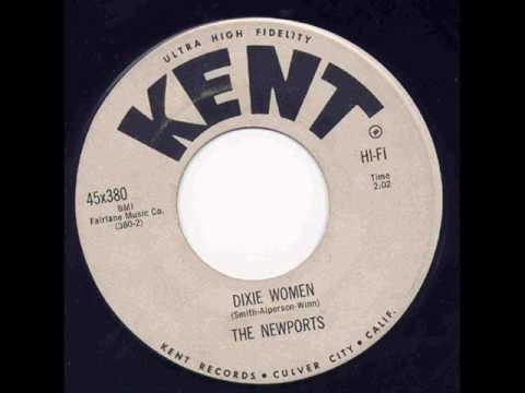The Newports - Dixie Women