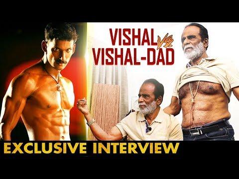 7 வருசமா Gym-க்கு போகவில்லை | Actor, Producer G.K.Reddy Interview | Actor Vishal's Dad