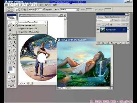 Bộ video hướng dẫn sử dụng Photoshop   Tiếng Việt dễ hiểu - Hnmovies.com 1