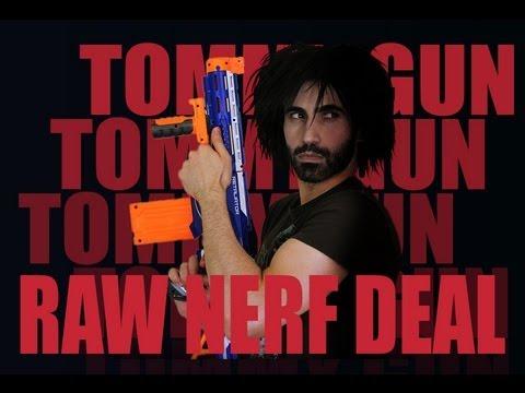 Nerf War: Raw Deal!