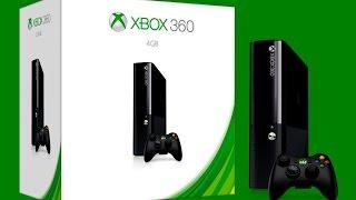 Unboxing Xbox 360 4gb Novo Design (Super Slim)