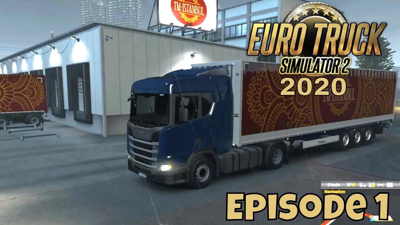 Download Eurotruck Simulator 2 - Starting Over in 2020 - Episode 1