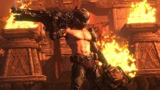I played DOOM Eternal for 100 hours in 1 day and this is what happened