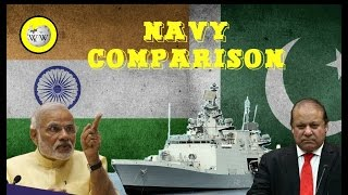 india vs pakistan - navy comparison - 2016 (unbiased)