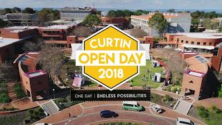Curtin Open Day 2018: One Day | Endless Possibilities