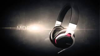 Sony MDR-1, présentation de la gamme de casque Sony