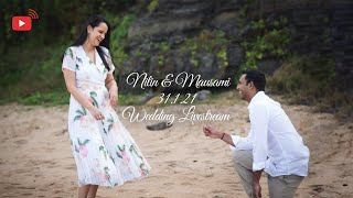 Nitin & Mausami Wedding Livestream 10h00 GMT+2