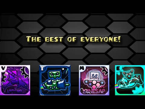 The Best Of Everyone! (Mostly Etzer)