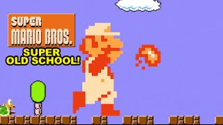 SUPER OLD SCHOOL! [SUPER MARIO BROS.] [1985]