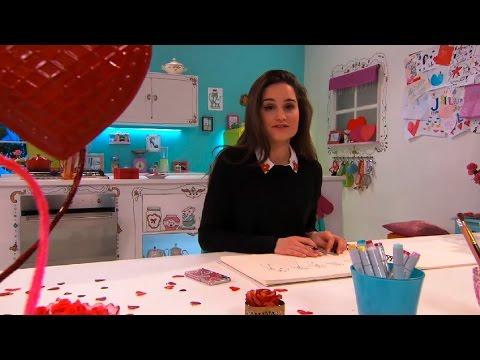 Jill Diy Hoe Teken Je Een Meisje Youtube