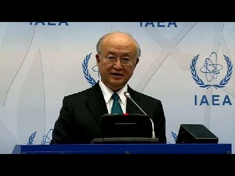 IAEA Director on Agreements with Iran (14 July 2015)