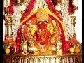 Download Siddhivinayak Mandir Sankashti chaturthi Morning  Aarti (Prabhadevi) 22/10/2013 MP3 song and Music Video