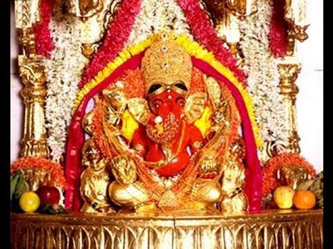 Ganapati Wallpaper Hd Siddhivinayak Mandir Sankashti Chaturthi Morning Aarti
