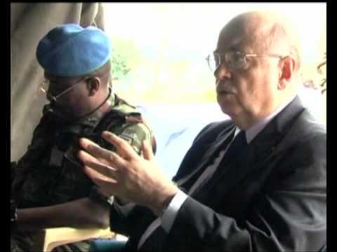 MaximsNewsNetwork: D.R. CONGO - UN's ROGER MEECE - PROTECT CIVILIANS & MORE SECURITY (MONUSCO)