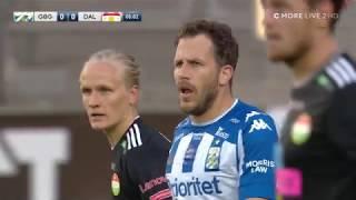 Allsvenskan 2018: IFK Göteborg - Dalkurd