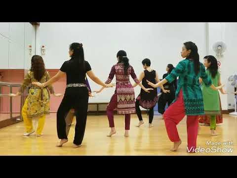 Nainowale Ne   Padmaavat (choreographed by Master Satya )