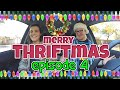 Thrift Store Hopping Episode 4: MERRY THRIFTMAS!!