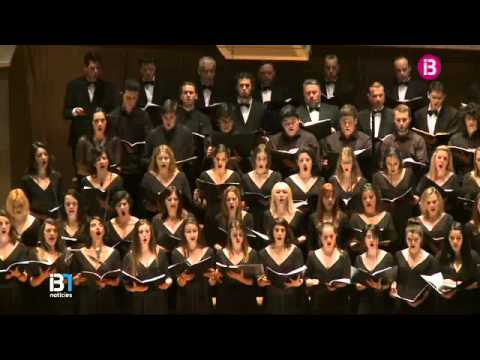 El cor del Teatre Principal i el Cor Juvenil de Palma han triomfat a Berlín