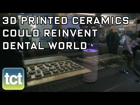 3D printed ceramics could reinvent the dental world - Xjet