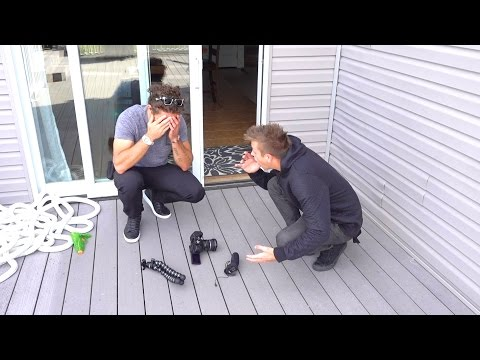 SMASHING CAMERA PRANK!! from YouTube · Duration:  13 minutes 6 seconds
