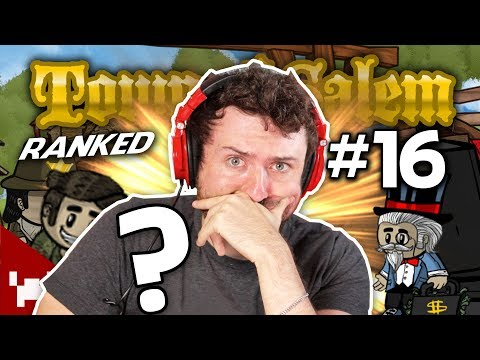 A SERIES OF UNFORTUNATE GAMES | Town Of Salem Ranked #16