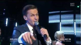 David Lindgren - Shout It Out (Melodifestivalen 2012) Sweden HD